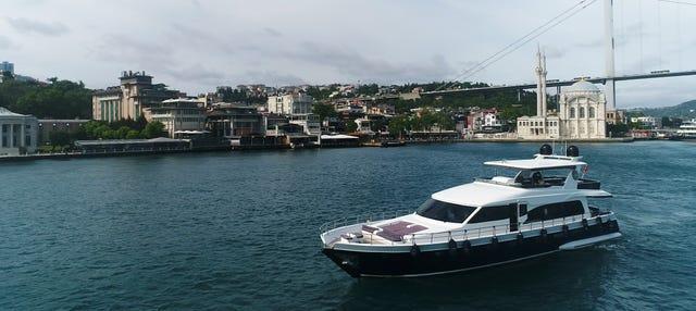 Crucero por el Bósforo y Mar Negro