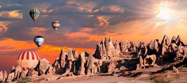 Excursión de 4 días a la Capadocia