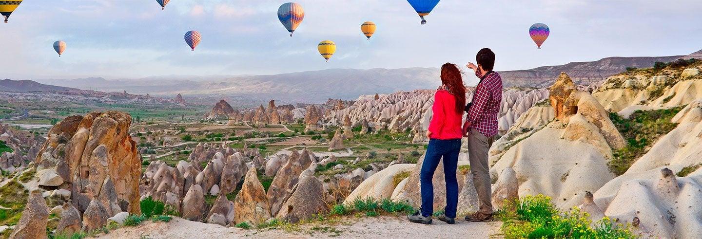 Escursione di 4 giorni in Cappadocia
