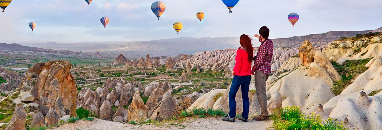 Excursion de 4 jours en Cappadoce