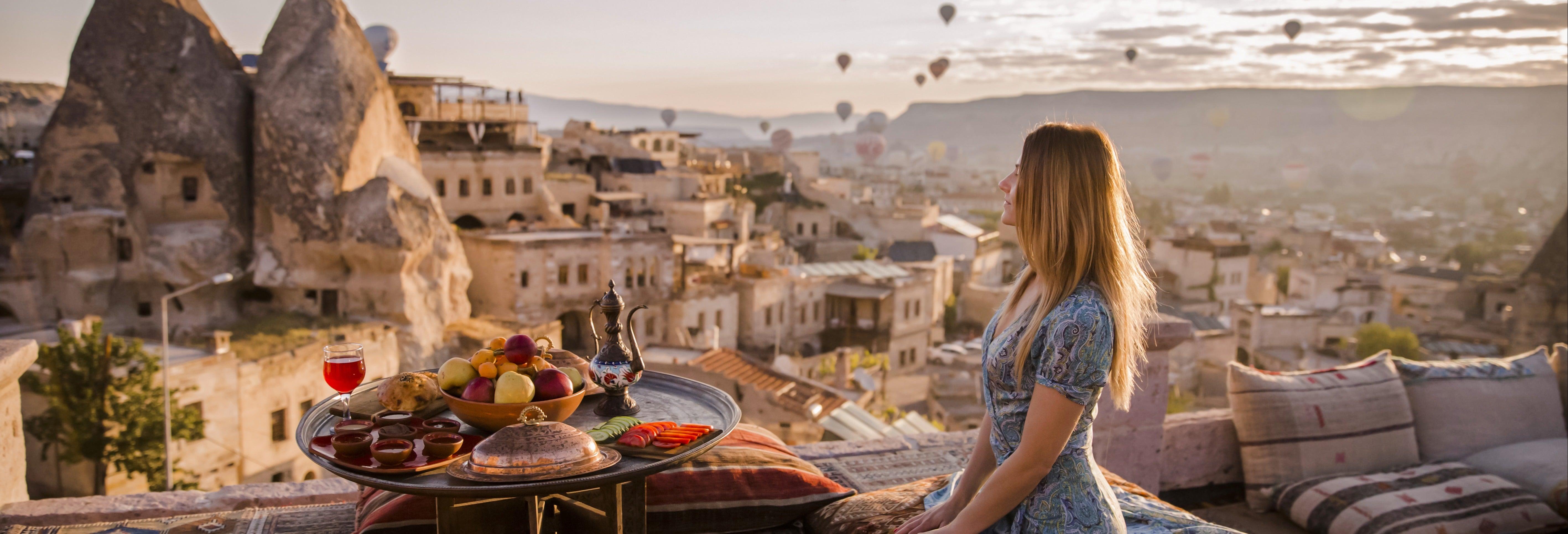 Cappadocia, Pamukkale and Ephesus 6-Day Trip