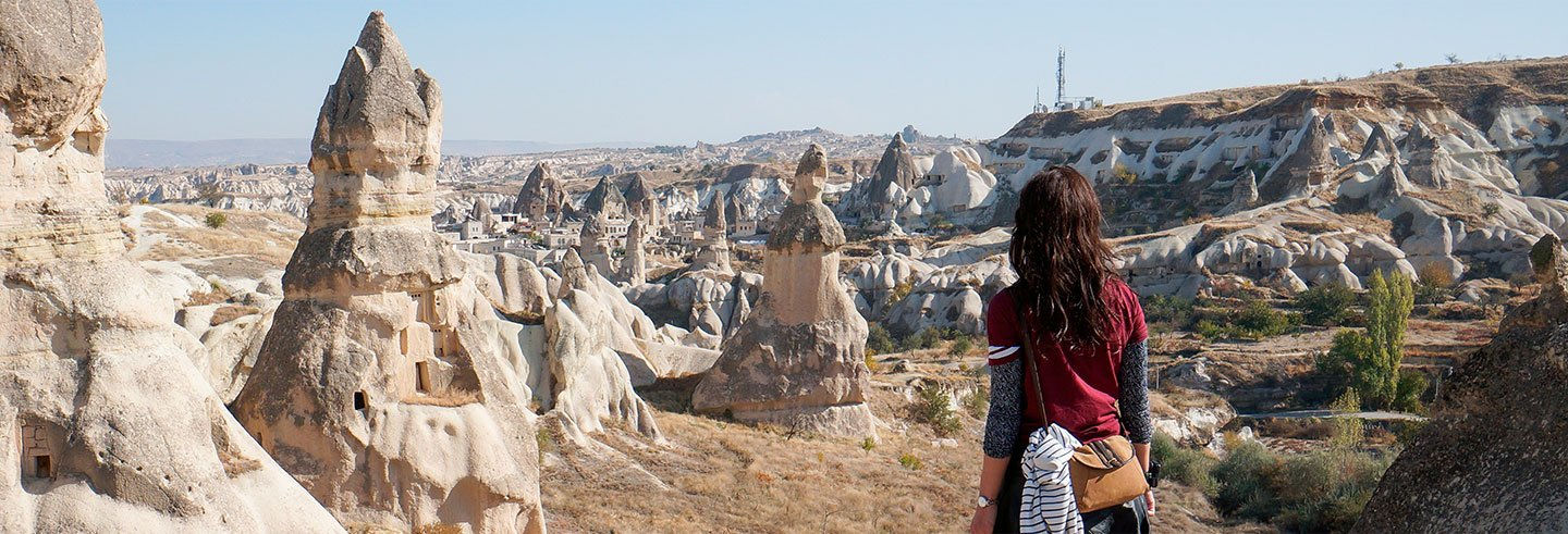 Cappadocia One Day Trip by Plane