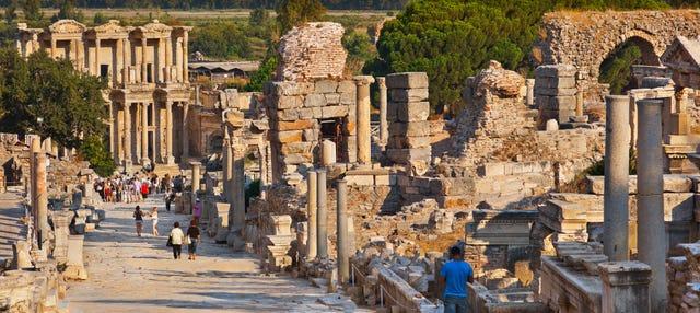 Excursión a Éfeso en avión
