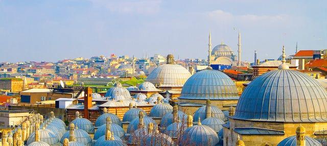 Free tour por Estambul