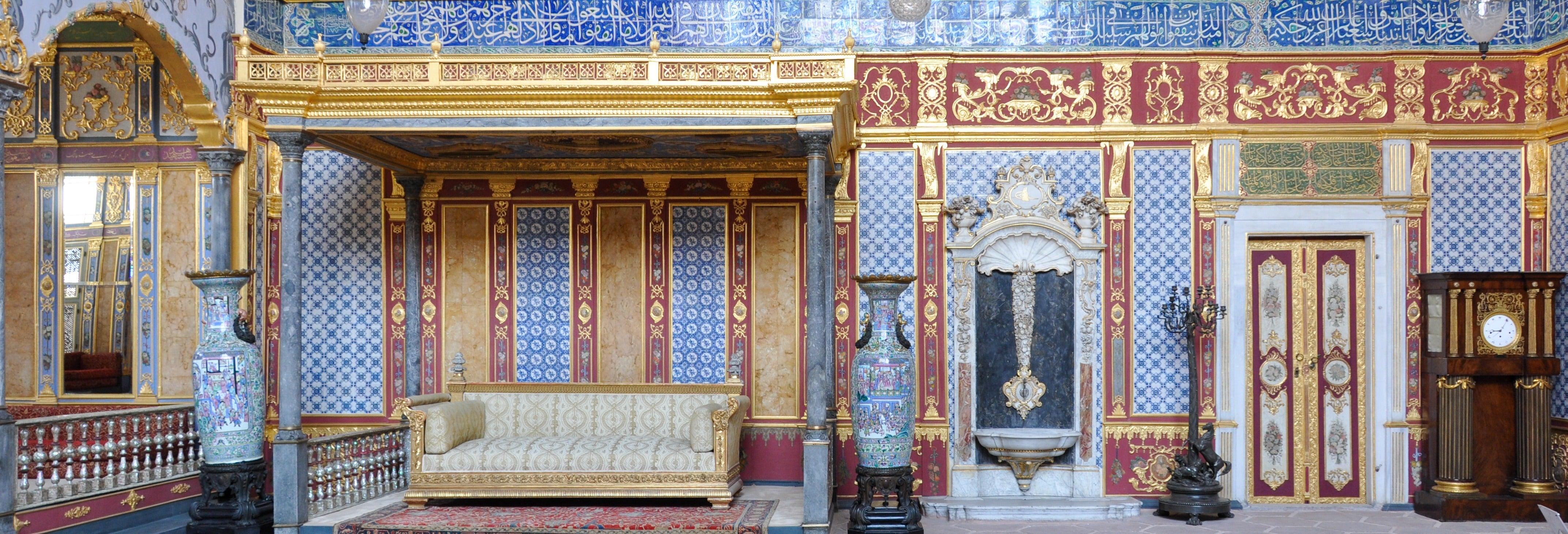 Free tour por el Palacio de Topkapi