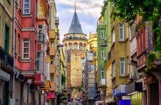 Free tour por el barrio de Taksim