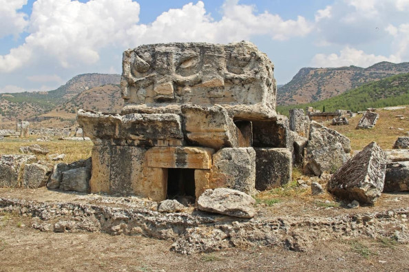 Hierapolis archaeological site