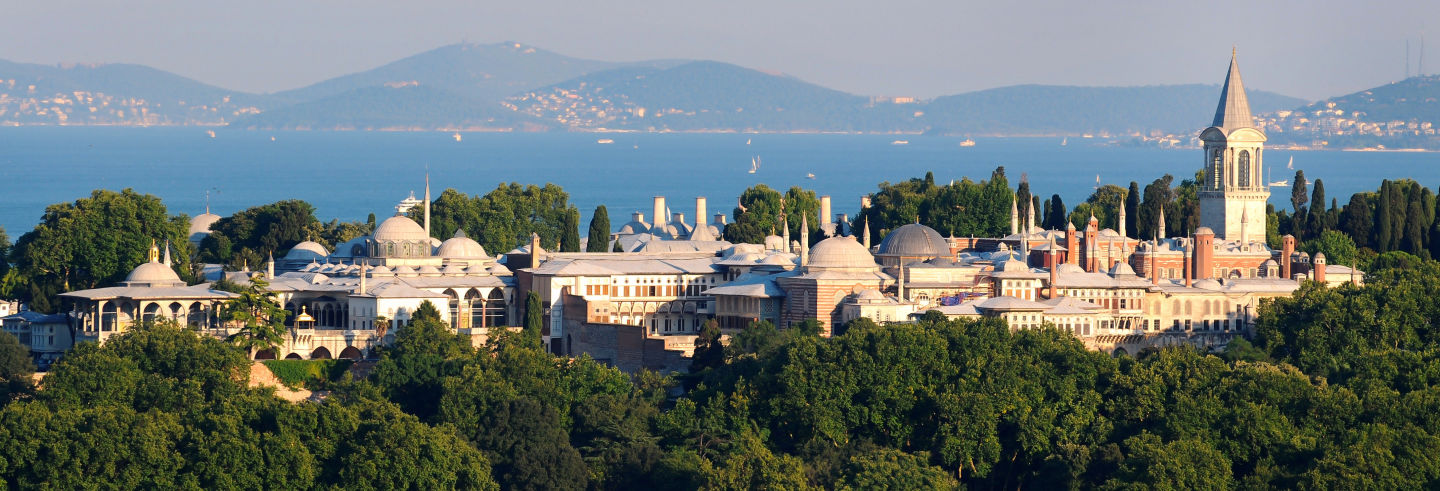 Topkapi Palace Tour and Grand Bazaar