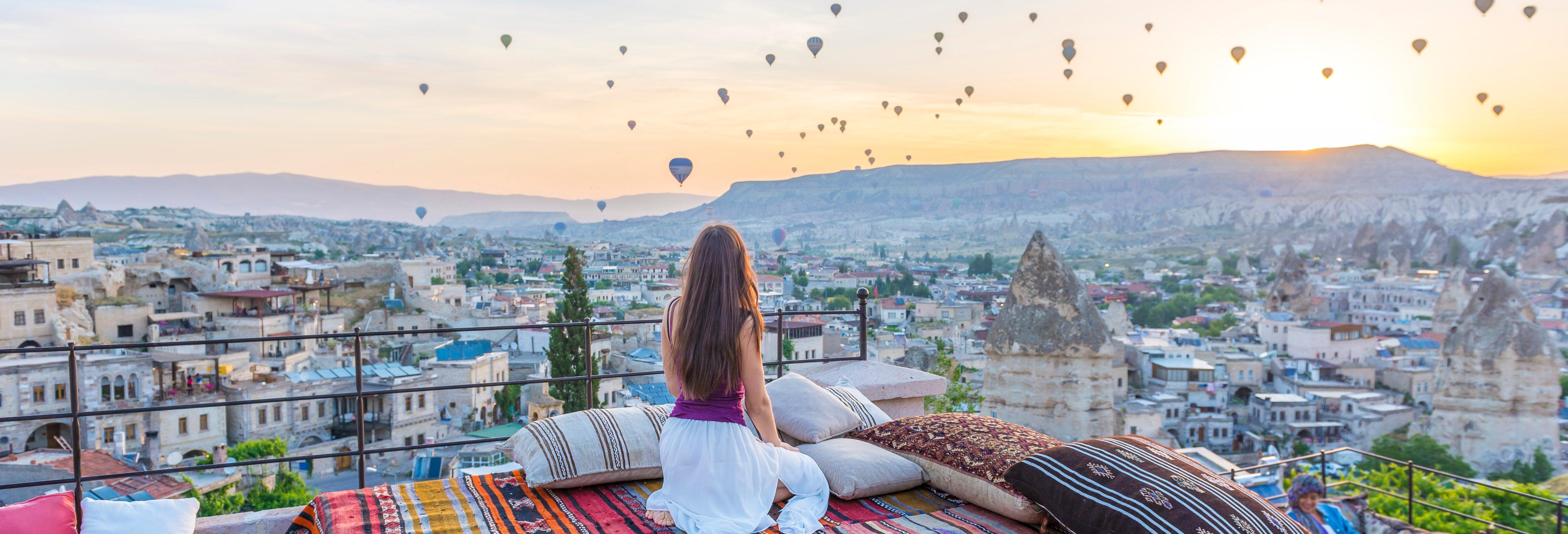 Tour de 7 dias pelo melhor da Turquia