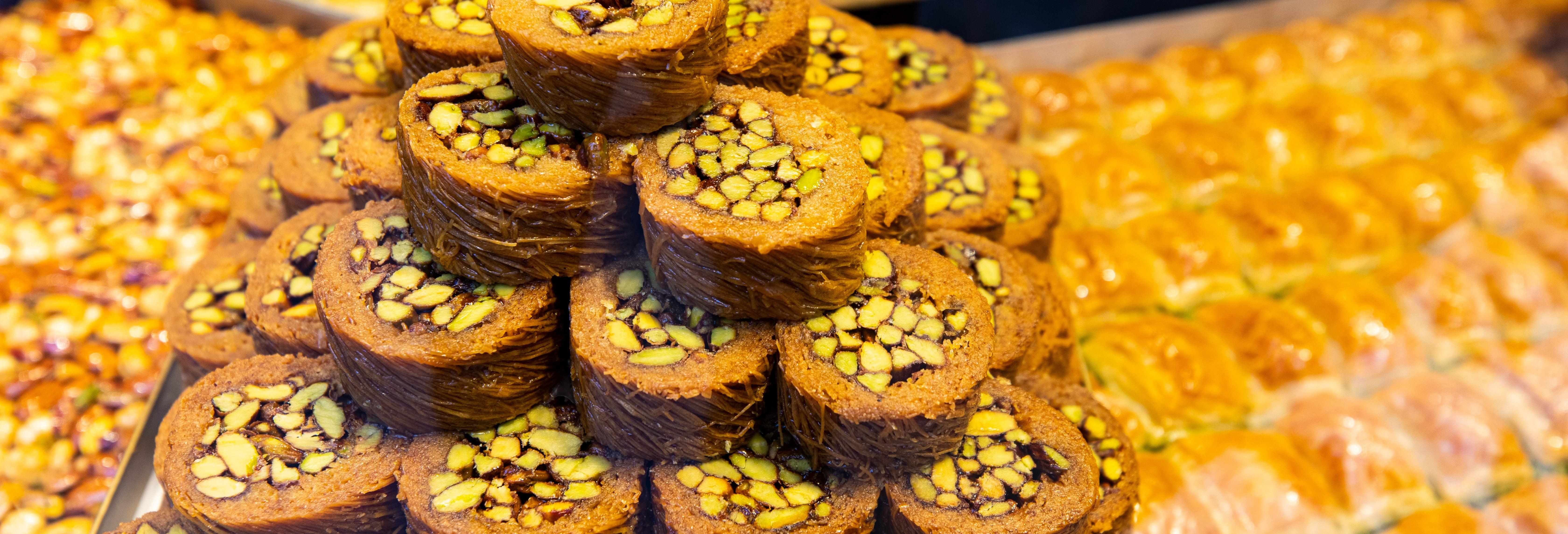 Tour gastronômico por Istambul