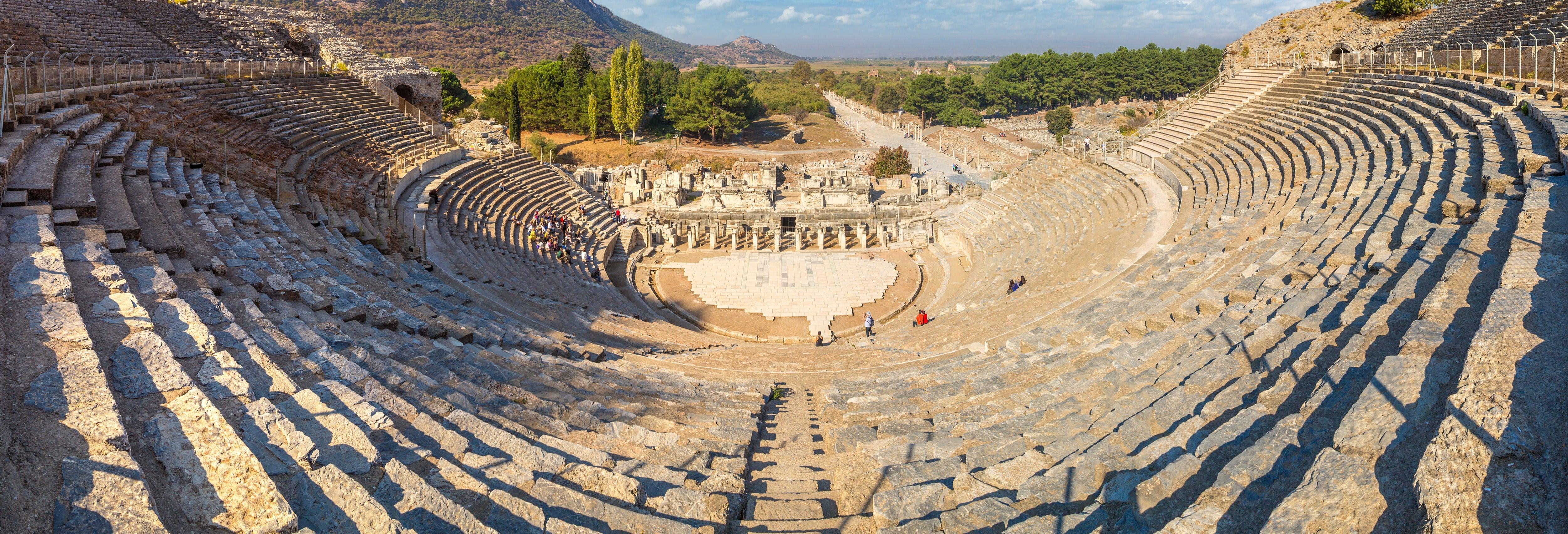 Excursión a Éfeso