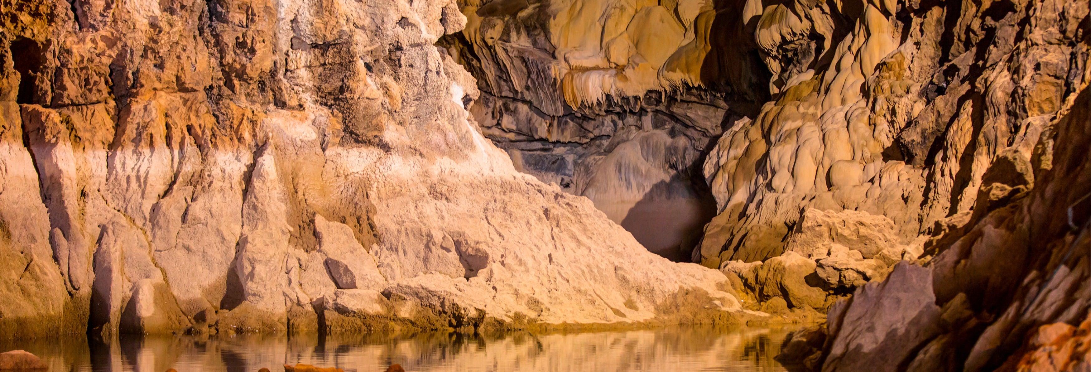 Excursión a la cueva Altinbesik, Avasun y Ürünlü