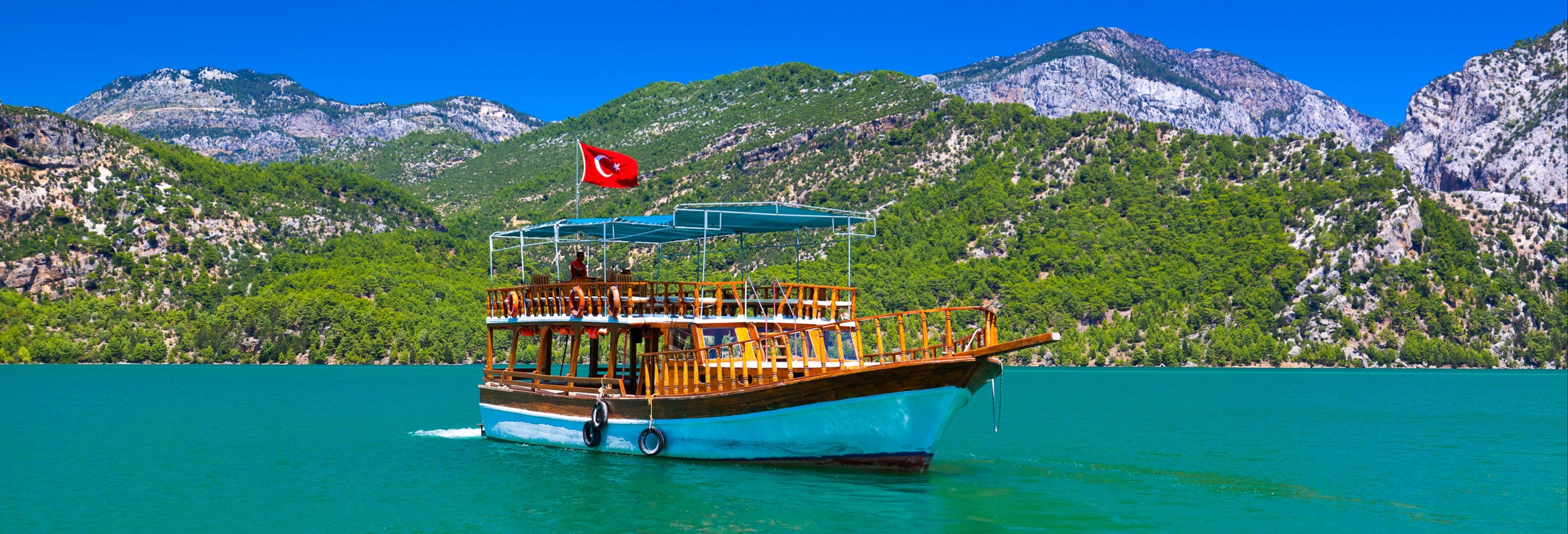 Excursão ao Lago Verde + Passeio de barco
