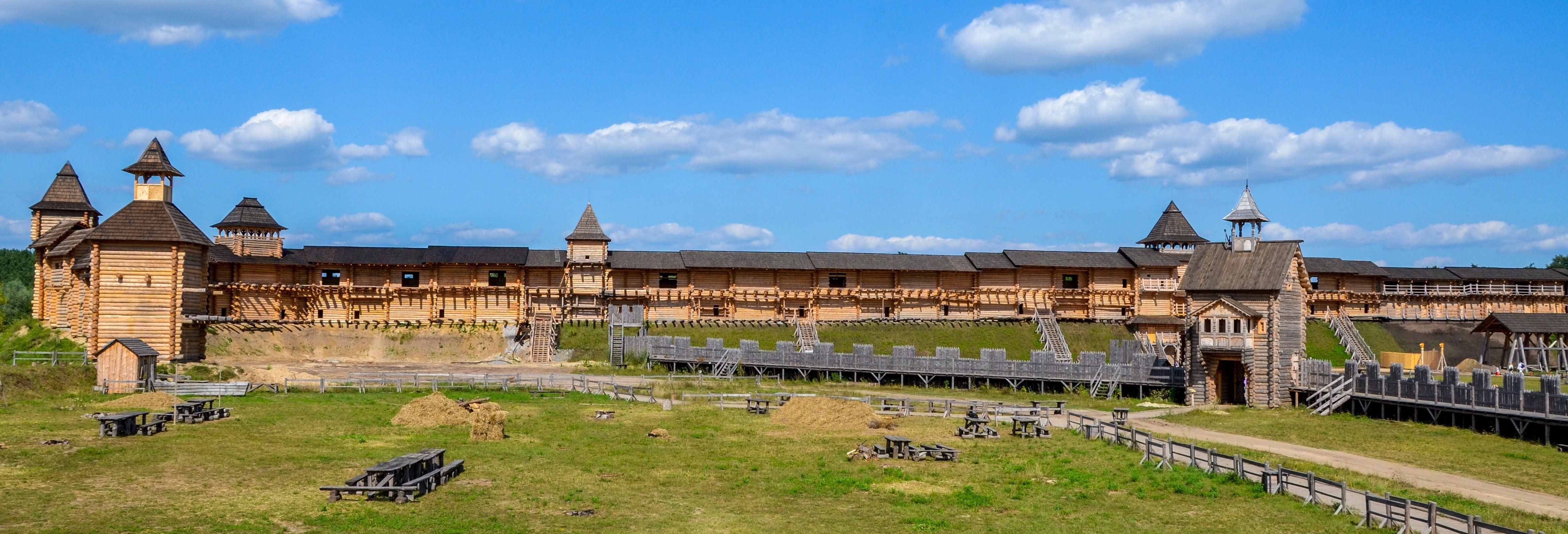 Excursão privada ao Kyivan Rus Park