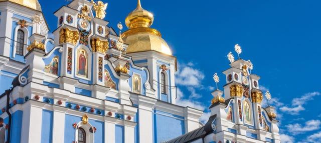 Free Walking Tour of Kiev