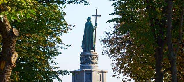 Free tour de los misterios y leyendas de Kiev