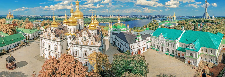 Scalo a Kiev? Tour dall'aeroporto