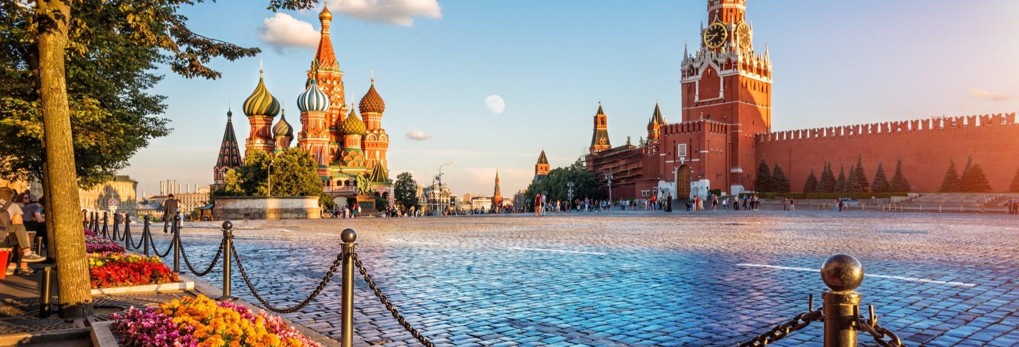 Circuit de 10 jours à Kiev, Moscou et Saint-Pétersbourg