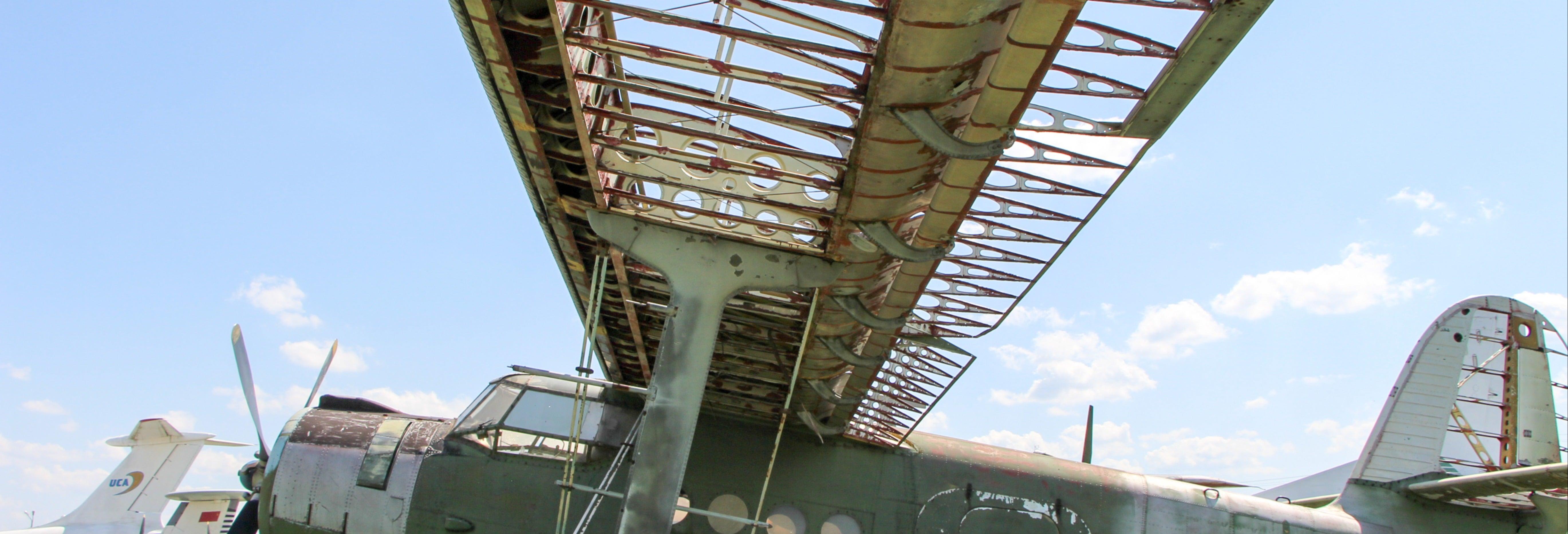 Tour privato del Museo Nazionale dell'Aviazione