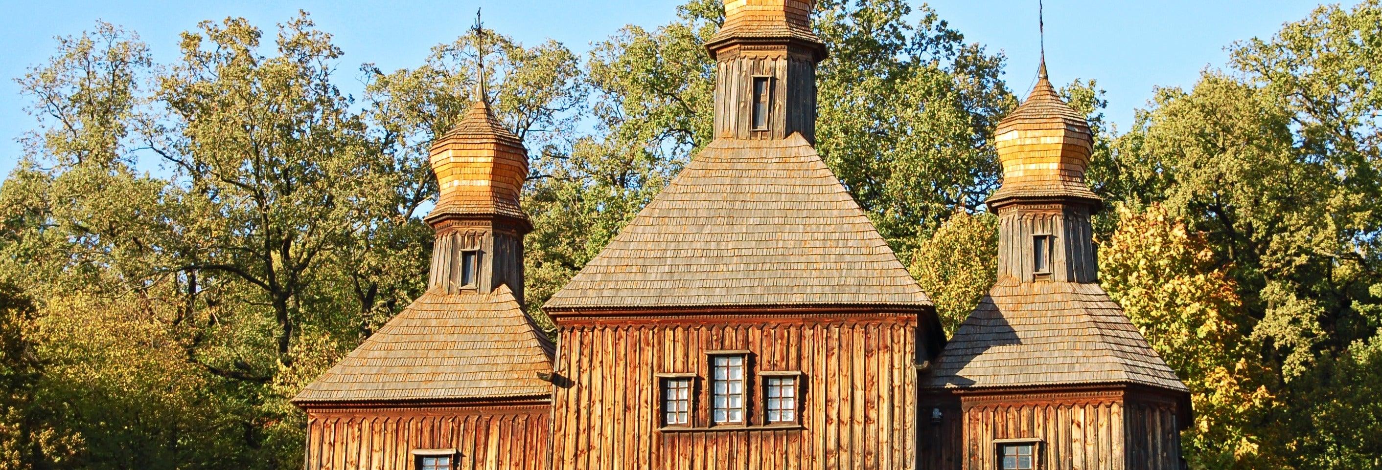 Visite privée du Musée en plein air de Pirogovo