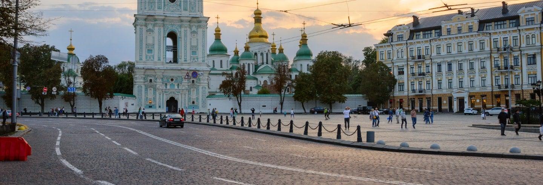 Tour privado por Kiev con guía en español