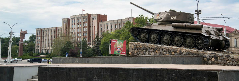 Excursão privada à Transnístria