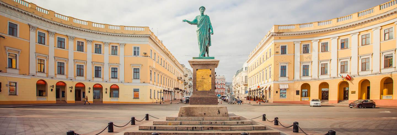 Tour privado por Odesa con guía en español
