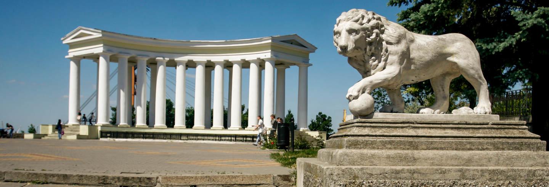Visita guiada por Odesa