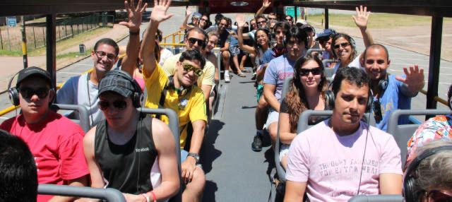 Sightseeing Bus Tour of Montevideo