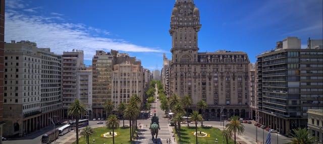 Free tour por el centro histórico de Montevideo