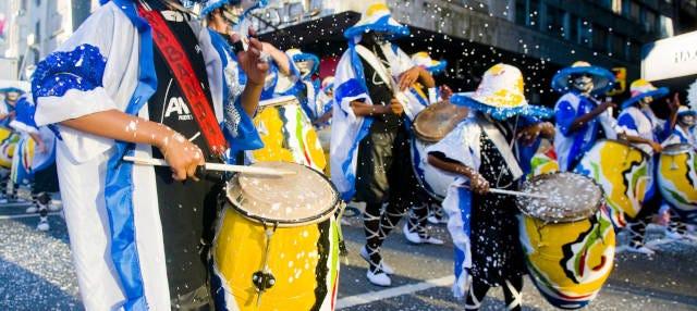 Tour del candombe