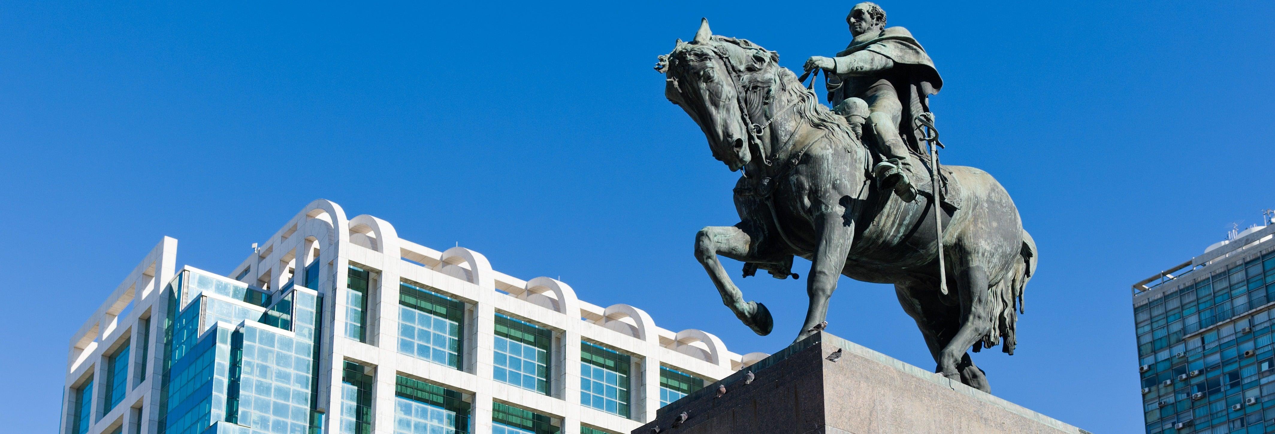 Visita guiada por Montevideo