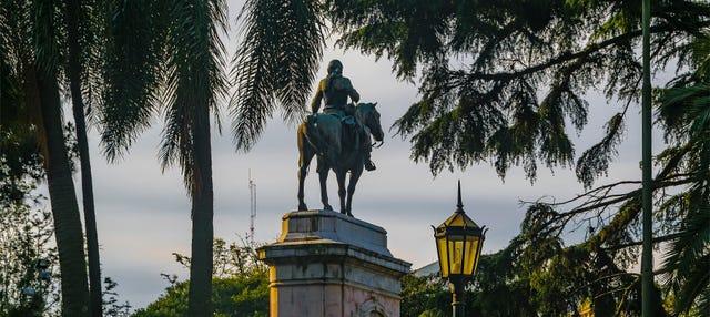 Excursão a Montevidéu