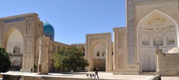 Bukhara City Pass