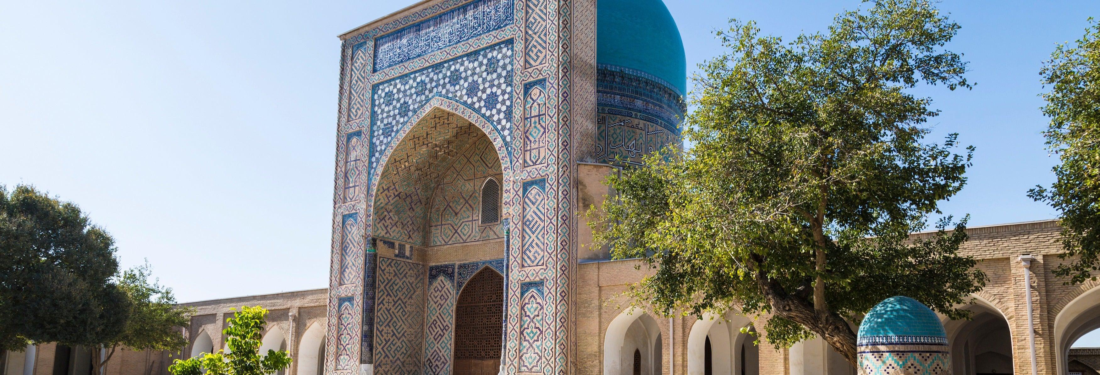 Excursión privada a Shahrisabz