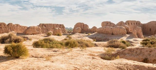 Excursion privée de 2 jours dans le désert du Kyzylkoum