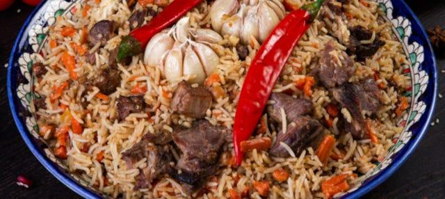 Cours privé de cuisine ouzbèke