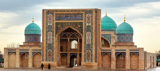 Visite privée dans Tachkent