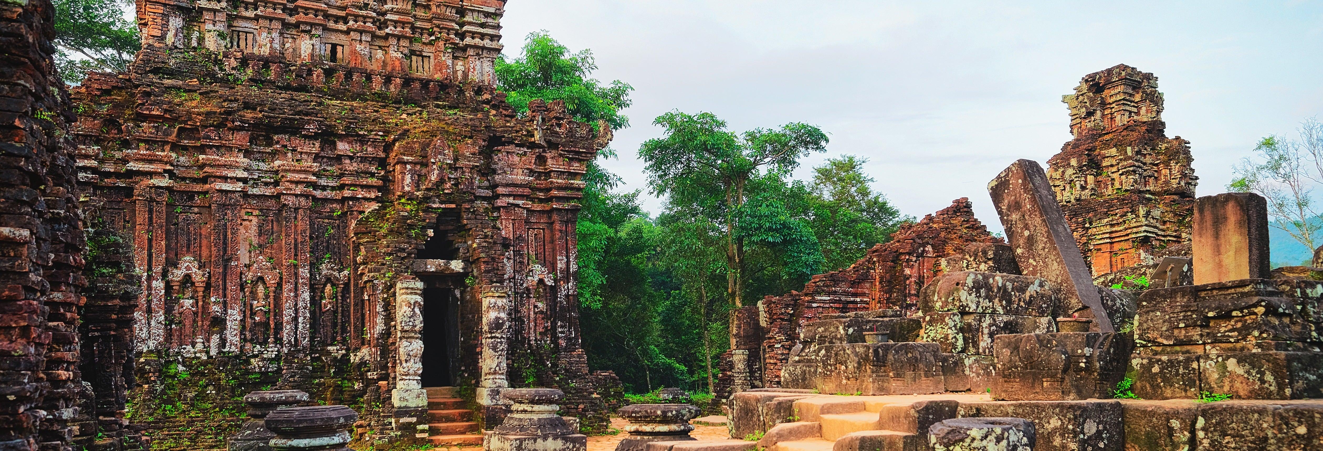 Escursione ai templi di My Son