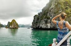 Crucero de 2 días por la bahía de Ha Long