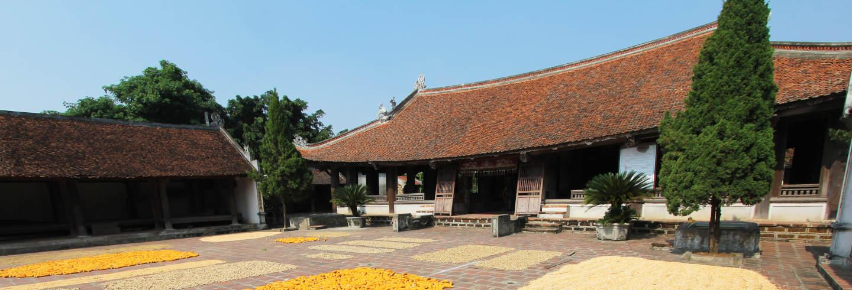 Excursión a Duong Lam