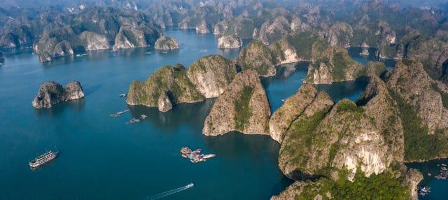 Vietnam al completo en 10 días
