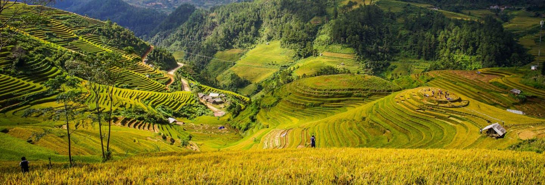 Tour de 2 días por Mai Chau