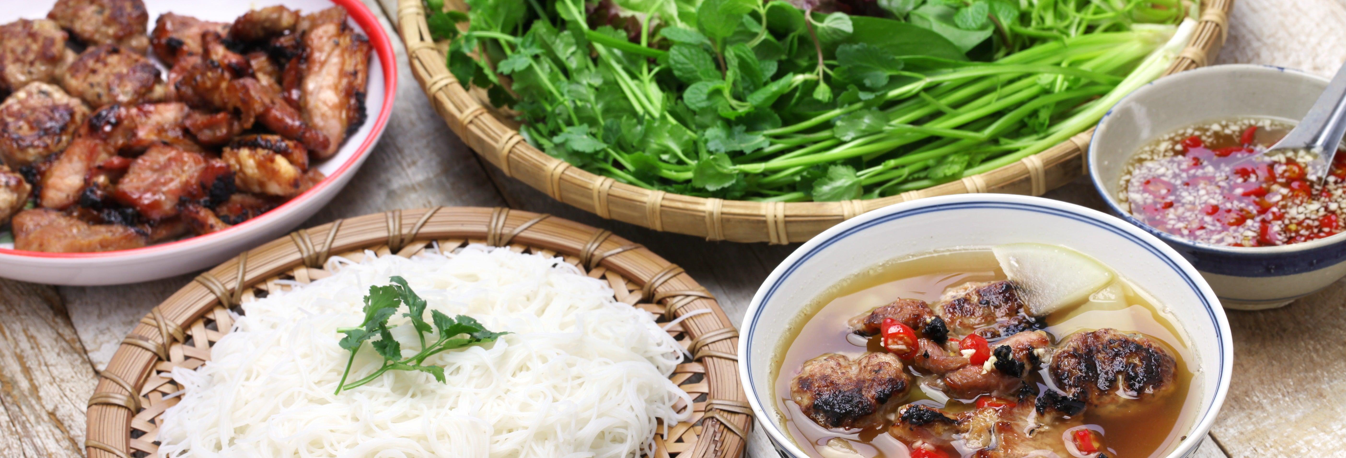 Tour gastronómico por Hanói