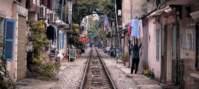 Tour privado por Hanói com guia em português