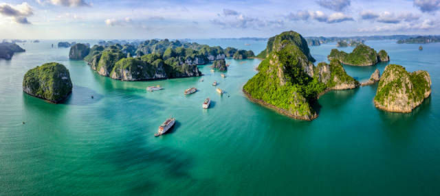 Vietnam y Myanmar en 12 días