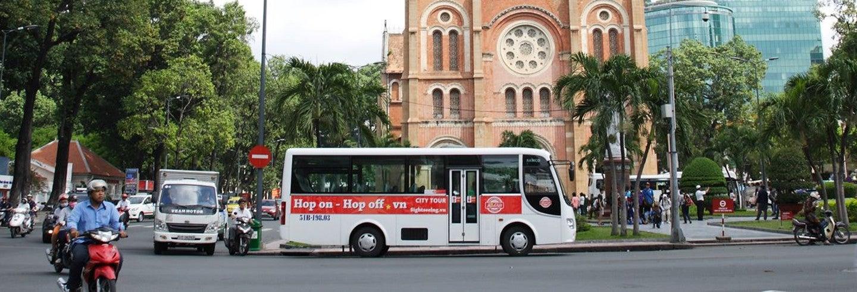 Autobús turístico de Ho Chi Minh