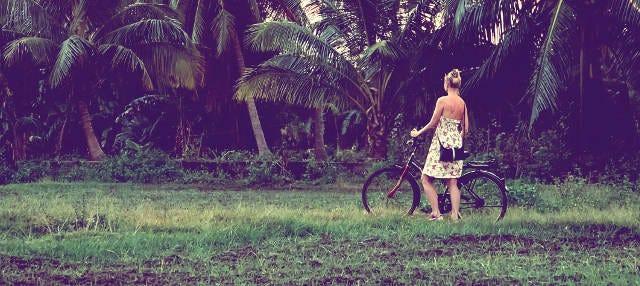 Excursão alternativa pelo delta do Mekong + Passeio de bicicleta