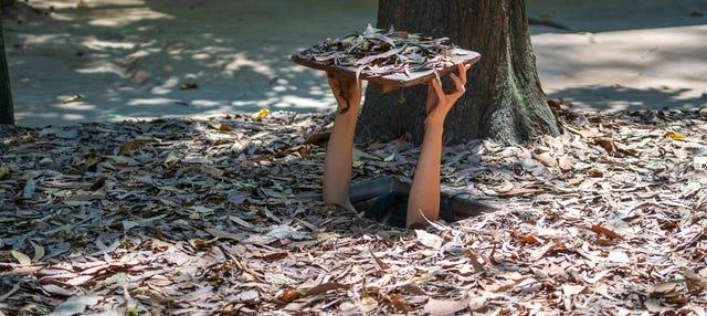Excursión privada a los túneles de Cu Chi con guía en español
