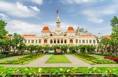 Free tour por Ho Chi Minh